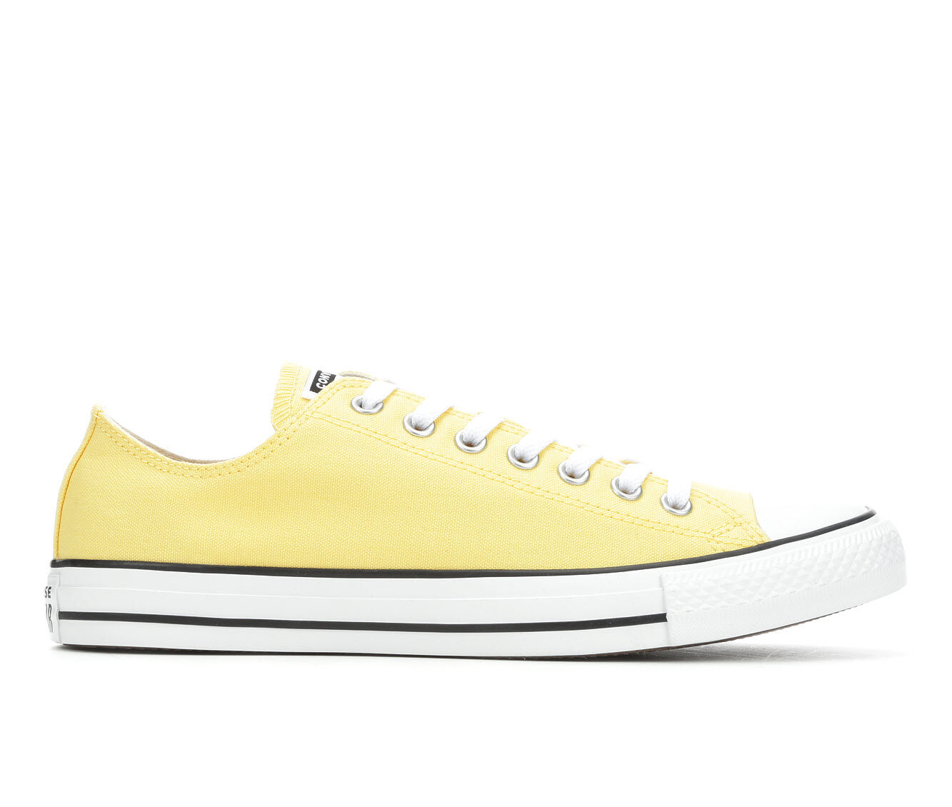 Adults' Converse Chuck Taylor Seasonal Sneakers Butter Yellow