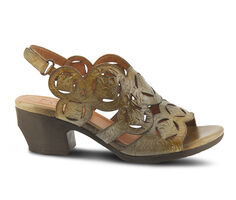 Women's L'Artiste Medallion Dress Sandals