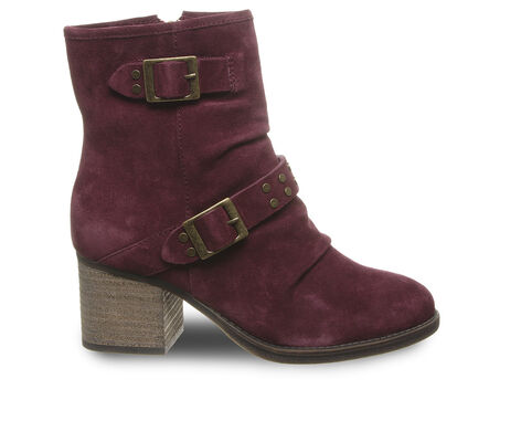 Women's Bearpaw Amethyst Booties