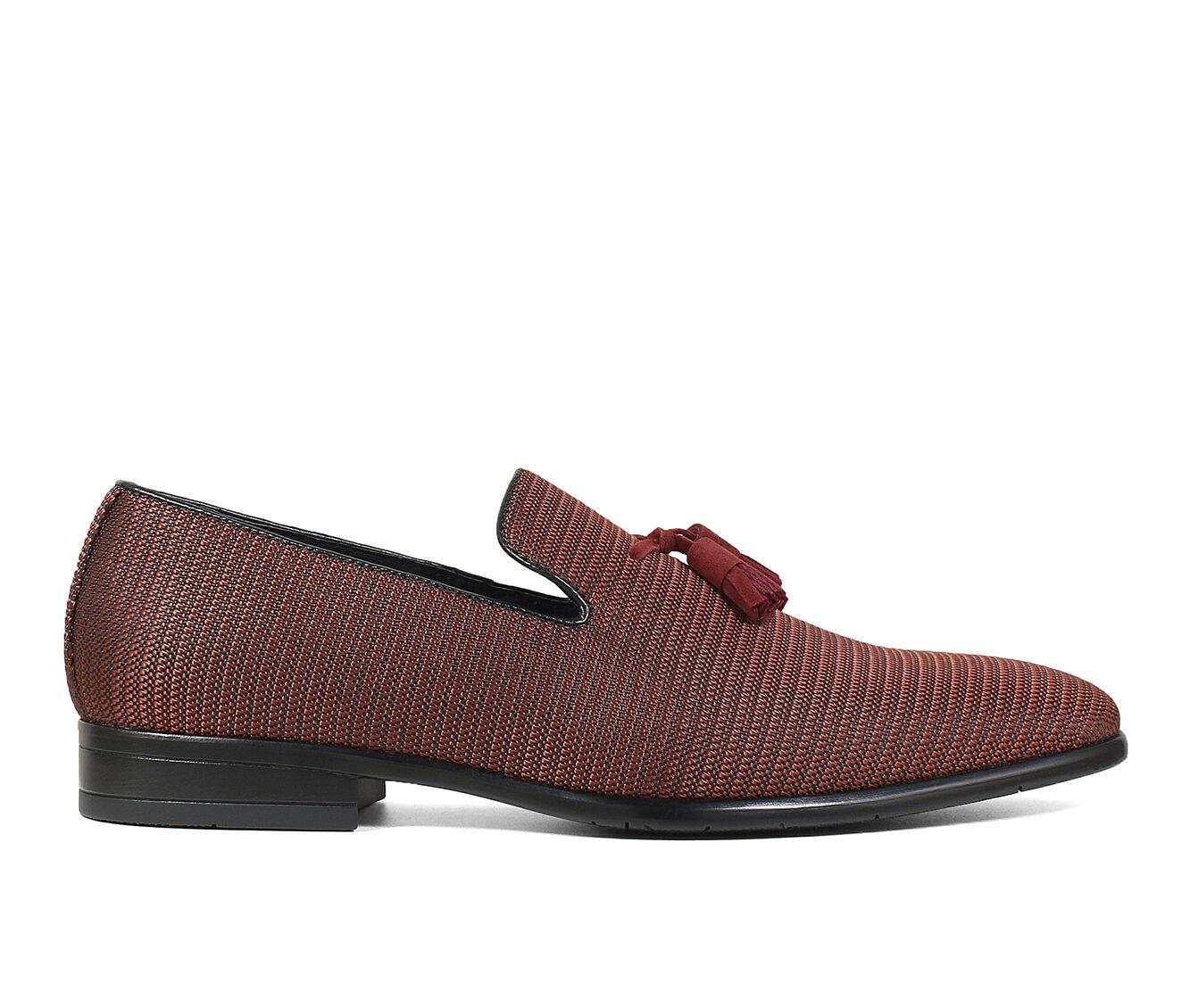 Men's Stacy Adams Tazewell Dress Shoes Brick