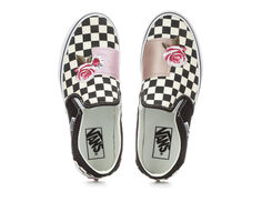 Women's Vans Asher Patchwork Skate Shoes