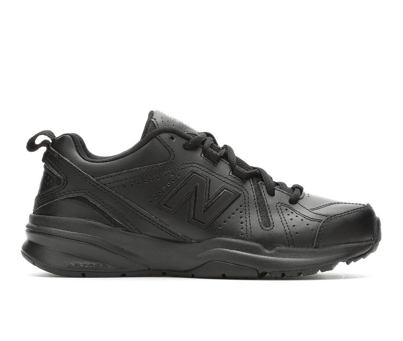 Women's New Balance WX608V5 Training Shoes Black/Black