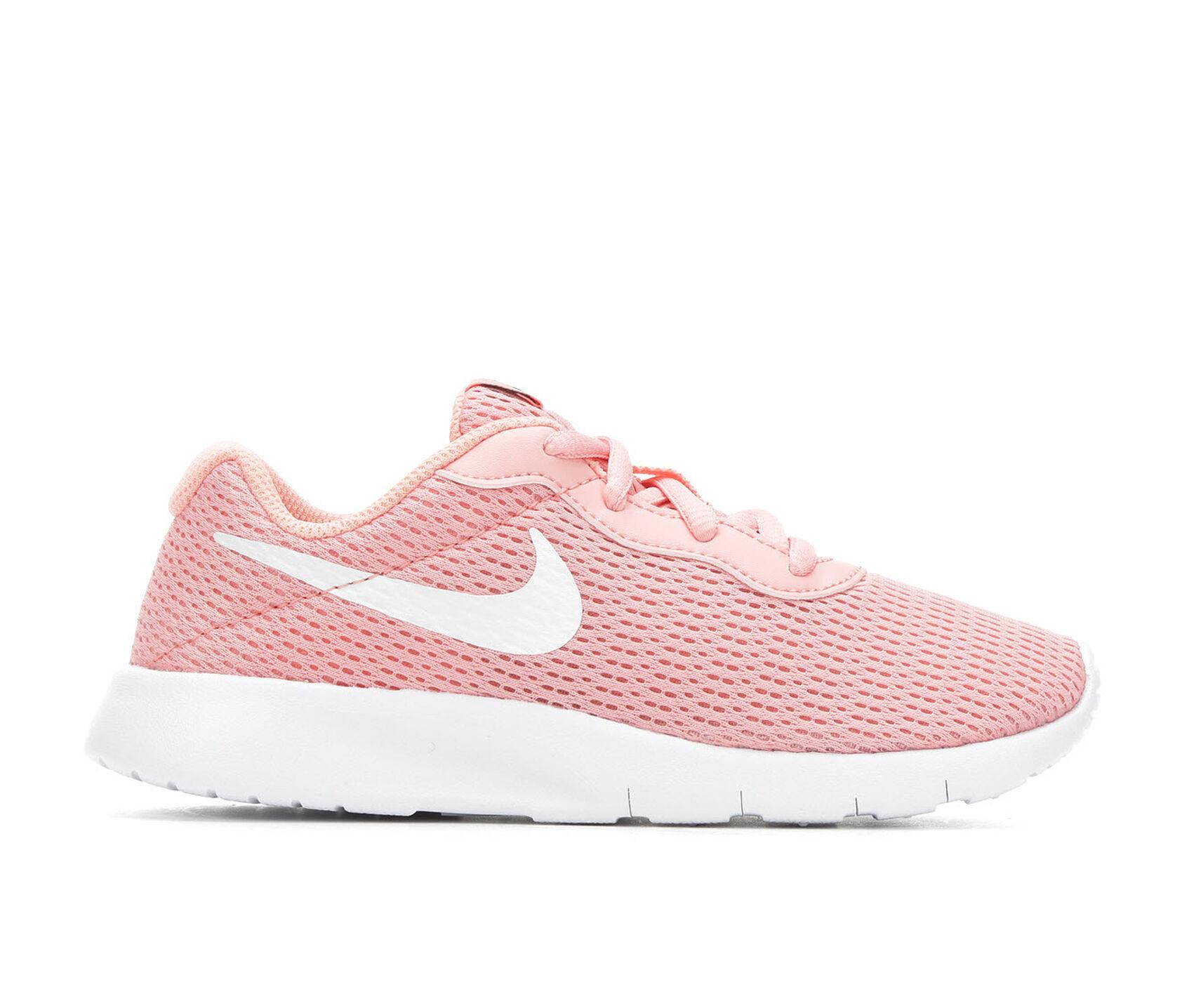 902bb41675df Girls  Nike Little Kid Tanjun Sneakers