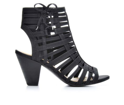 Women's Y-Not Jace Heeled Gladiator Sandals