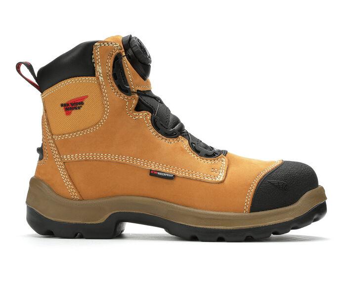 Men's Red Wing Boa 3261 Waterproof 6 Inch Steel Toe Work Boots