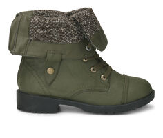 Women's Wanted Colorado Lace-Up Sweater Cuff Booties