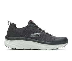 Men's Skechers 232045 D'Lux Walker Bungee Walking Shoes