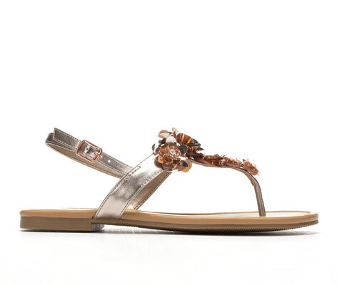 Women's Y-Not Blossom Flat Sandals