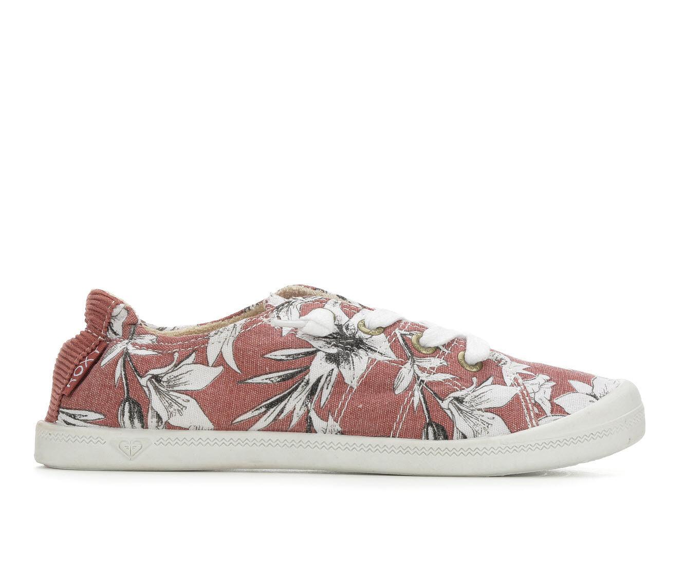 no tax Women's Roxy Bayshore Sneakers Spice Floral