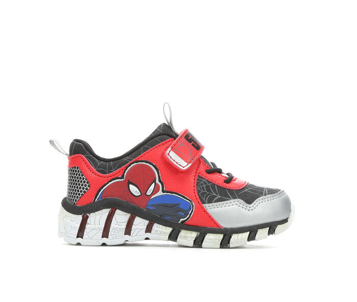 Boys' Marvel Toddler & Little Kid Spiderman Shoes
