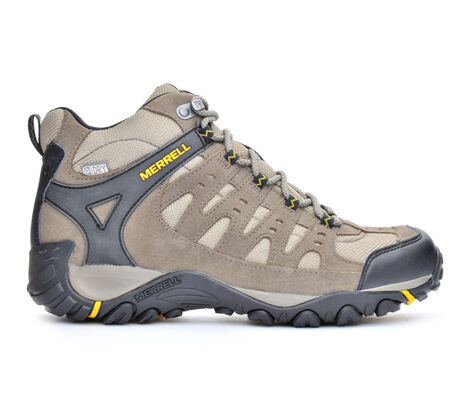 Men's Merrell Accentor Mid Waterproof Hiking Boots
