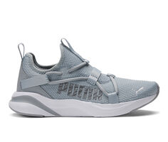 Women's Puma Softride Rift Slip Animal Sneakers
