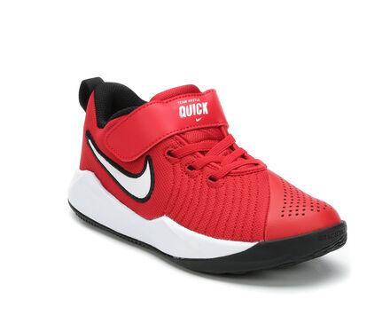 the cheapest united kingdom quality design Boys' Nike Little Kid Team Hustle Quick 2 Basketball Shoes