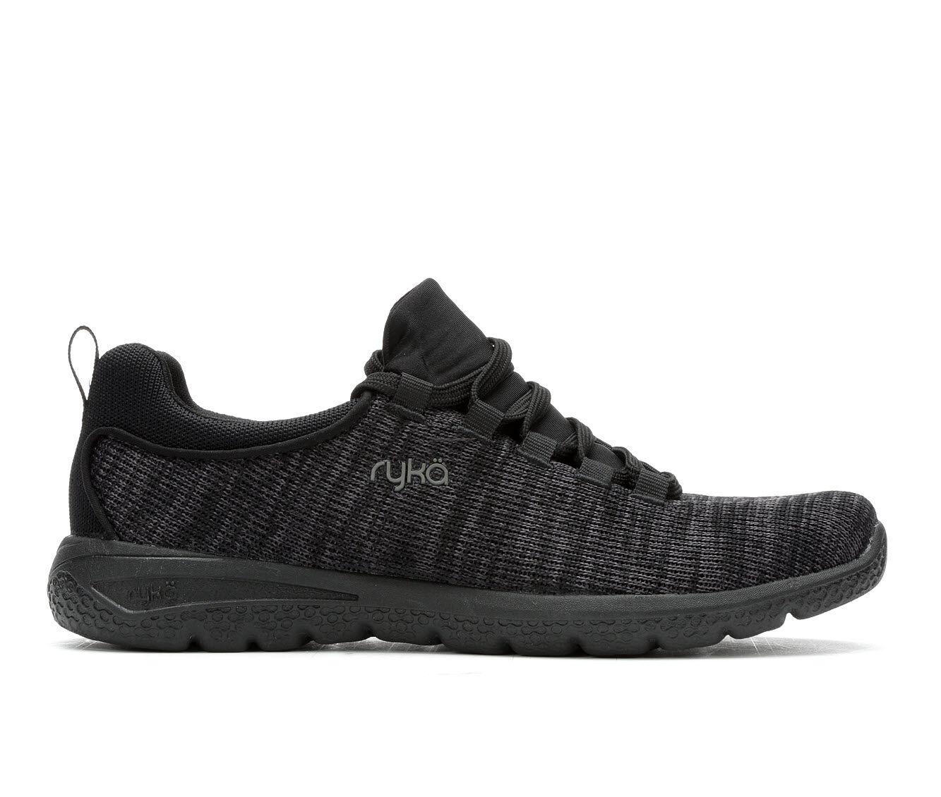 Women's Ryka Hazel Sneakers Black/Black