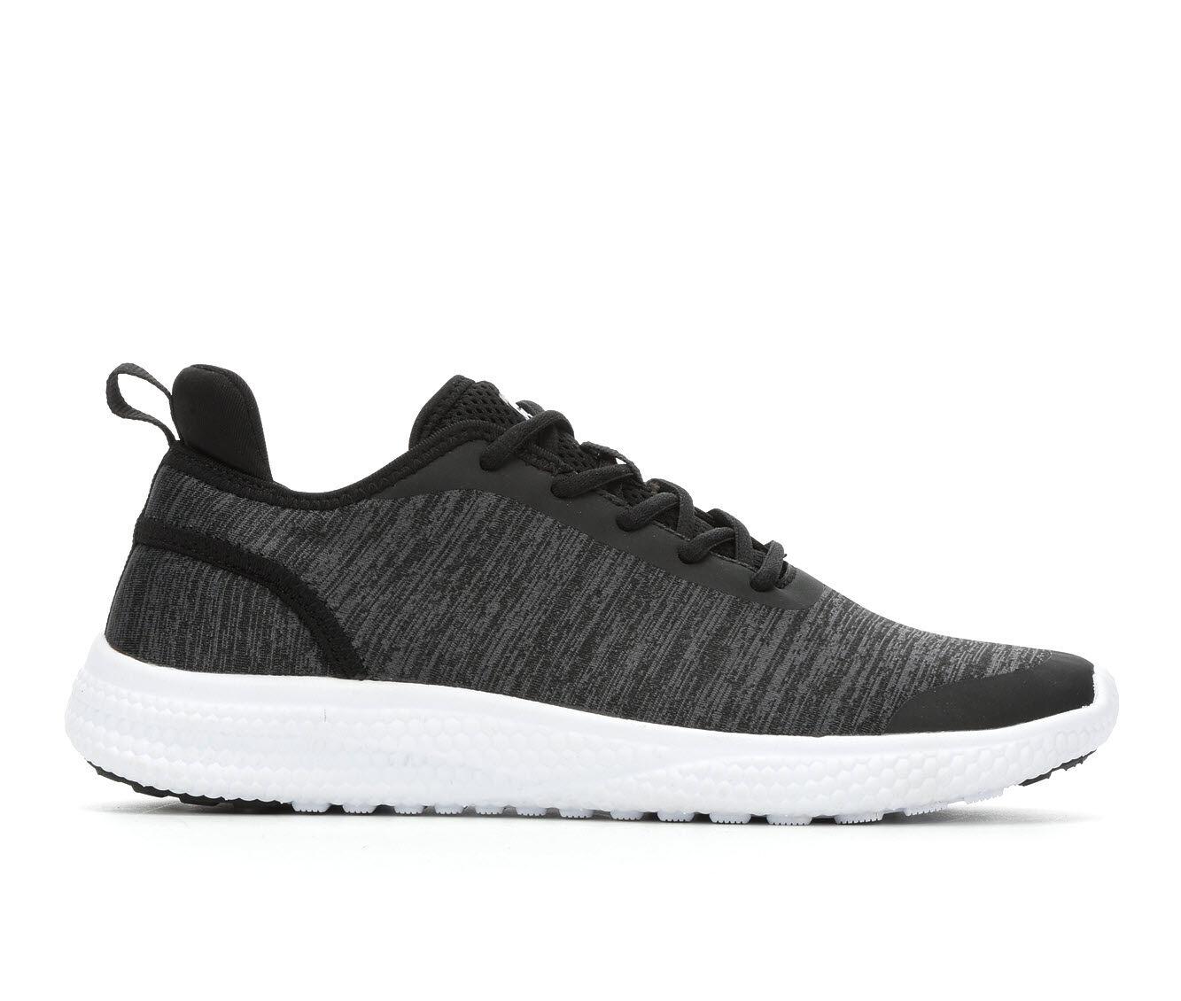 Women's Fabletics Voyage Slip-On Sneakers Black/White