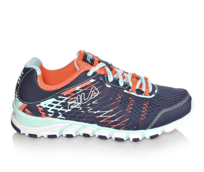 Girls' Fila Mechanic 4 Energized 10.5-7 Running Shoes