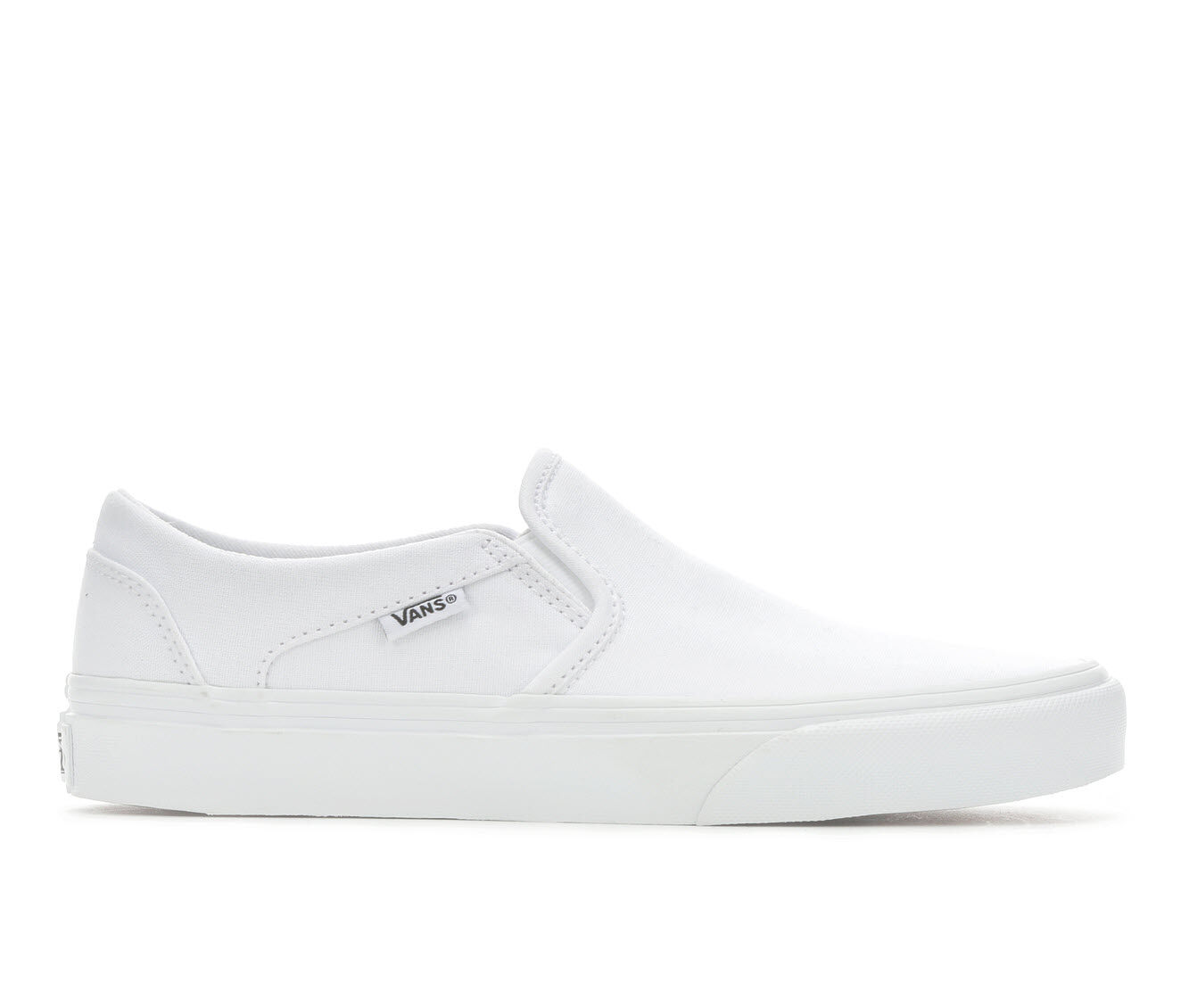 Women's Vans Asher Slip On Skate Shoes