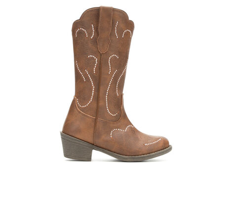 Girls' Paris Blues Larkina 11-5 Cowboy Boots