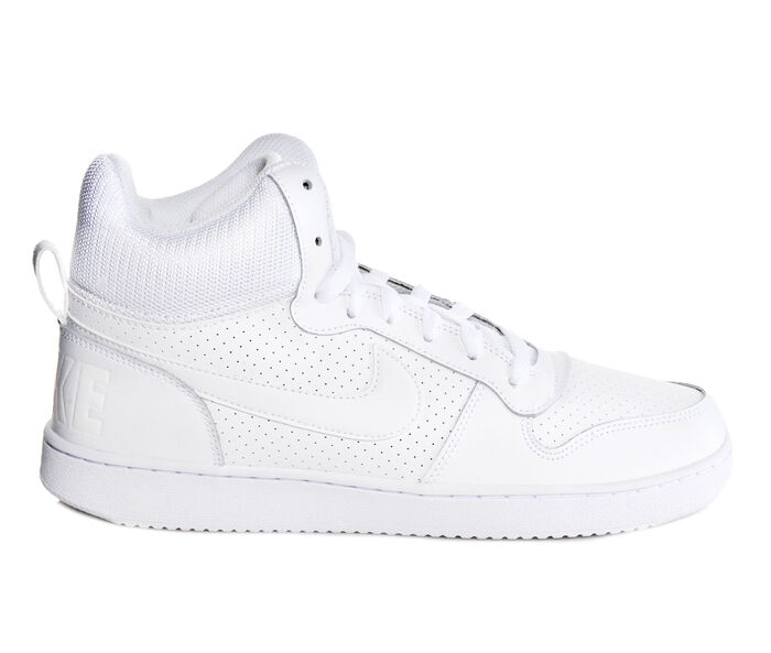 Women's Nike Court Borough Mid Basketball Shoes