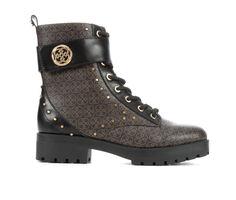 Women's Daisy Fuentes Sarah Combat Boots