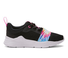 Girls' Puma Wired Run Tie Dye Ps Girls Sneakers