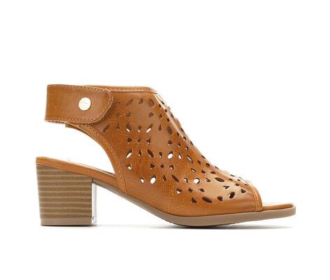 Girls' Jessica Simpson Fiona 11-5 Heeled Dress Sandal