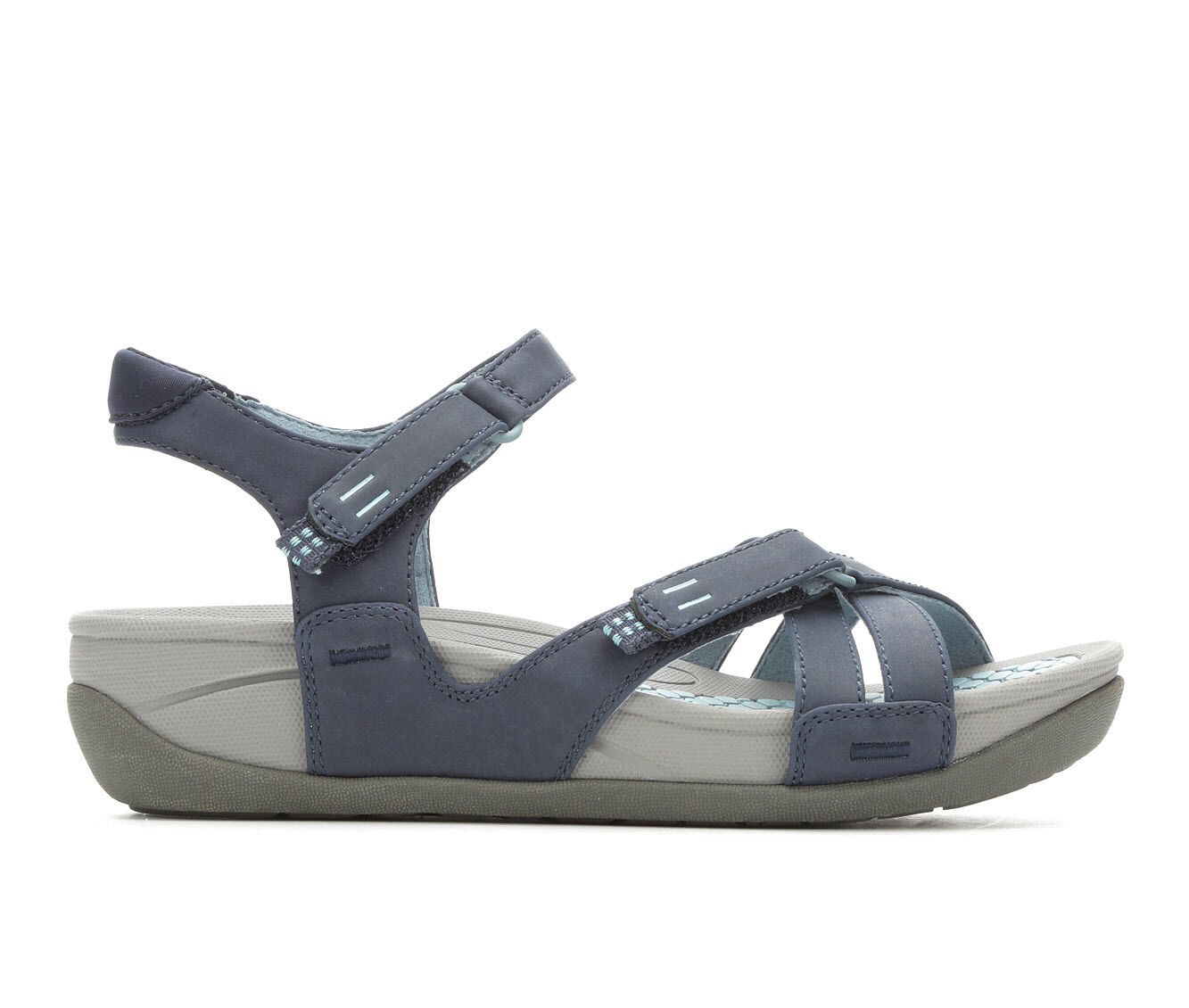 Women's Baretraps Danny Sandals Navy/Blue