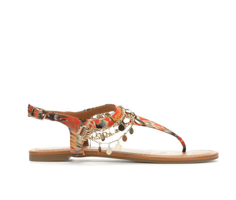 Women's Unr8ed Coin Sandals