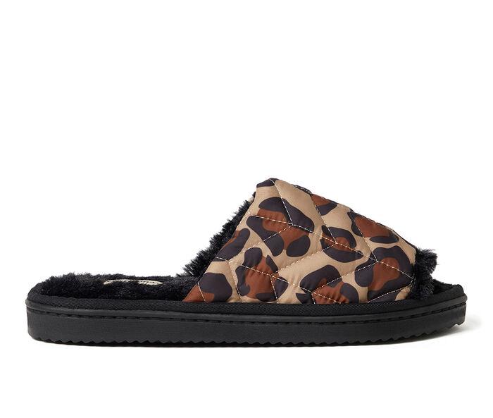 Dearfoams Olivia Slide Slippers