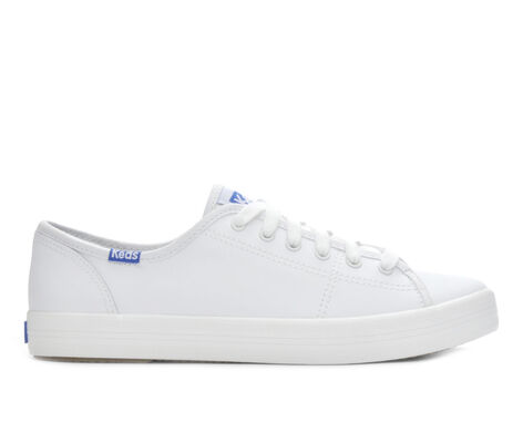 Women's Keds KickStart Leather Sneakers