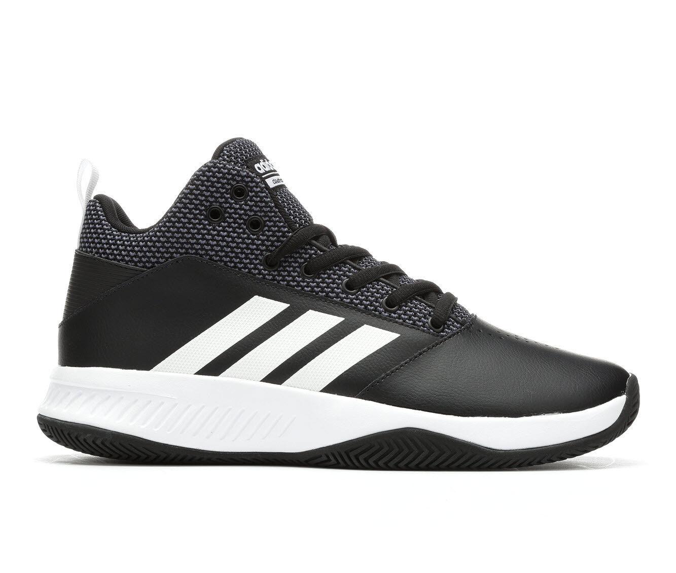 Adidas NEO Cloudfoam Advantage CL  CG5792  Men Casual Shoes Black Silver b439f3999