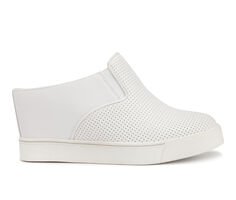 Women's Sugar Kallie Mule Wedge Sneakers