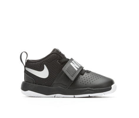 Boys' Nike Infant Team Hustle D8 Basketball Sneakers