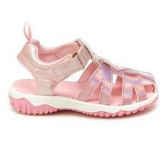 Girls' Carters Infant & Toddler & Little Kid Enzi Outdoor Sandals