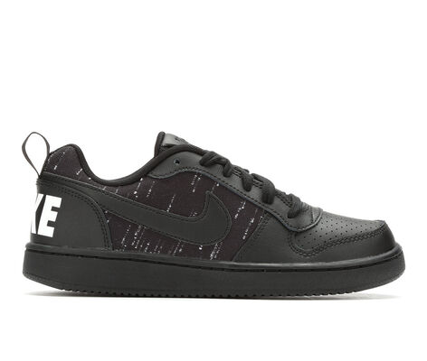 Boys' Nike Court Borough Low SE 3.5-7 Sneakers