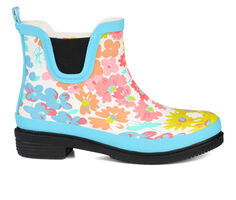 Women's Journee Collection Tekoa Chelsea Rain Boots