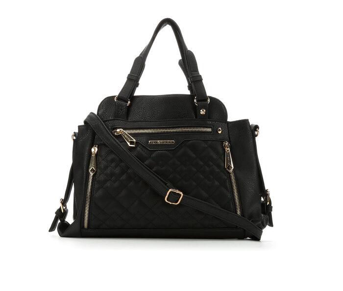 Rampage Quilt Satchel Handbag