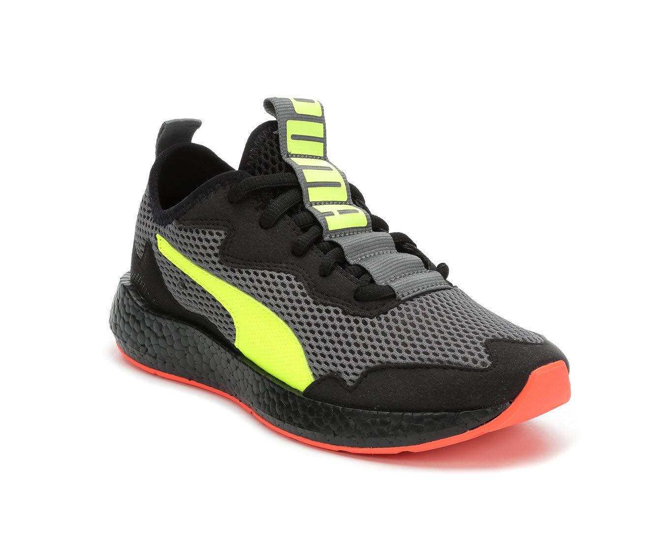 Puma Enzo Shoes Discount Cheap Puma Shoes Boys Black