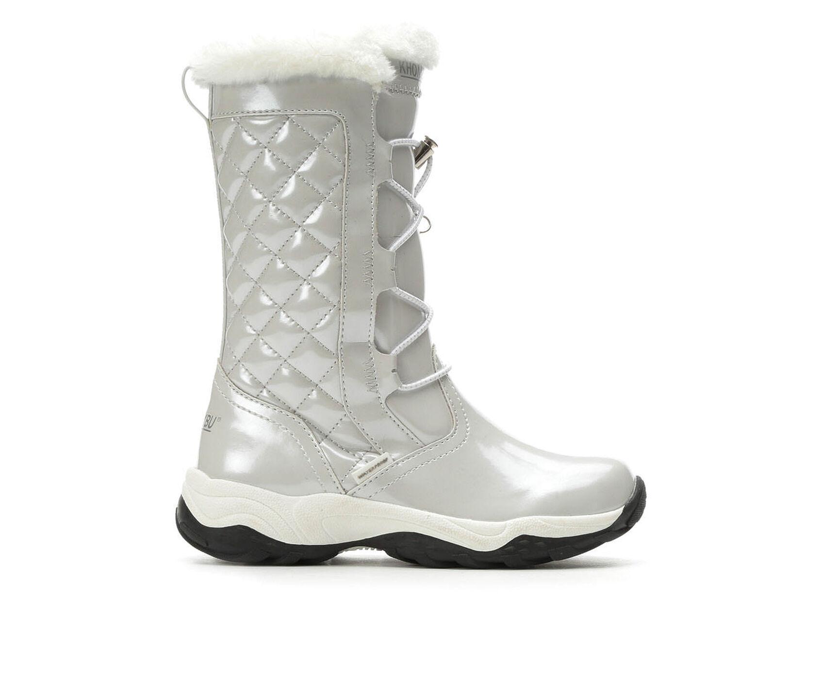 f4e92e04e395 Girls  Khombu Little Kid   Big Kid Dacey Winter Boots