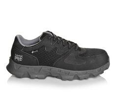 Men's Timberland Pro Powertrain 92649 Alloy Toe Work Shoes