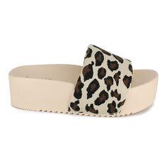 KENSIE Pool Sandals