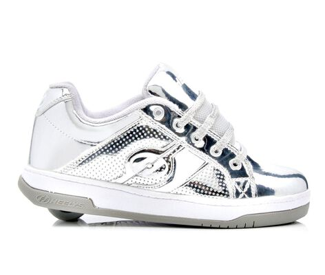 Girls' Heelys Split Chrome 13-7 Wheeled Shoes