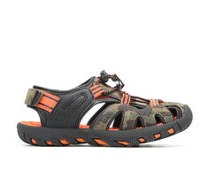Boys' Khombu Little Kid & Big Kid Cheeky Bump Toe Sandals