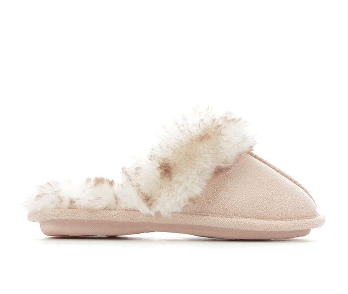 Jessica Simpson Little Kid & Big Kid Micro Scuff Slippers