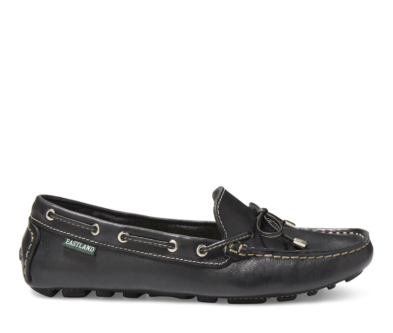 new style Women's Eastland Marcella Moccasins Black