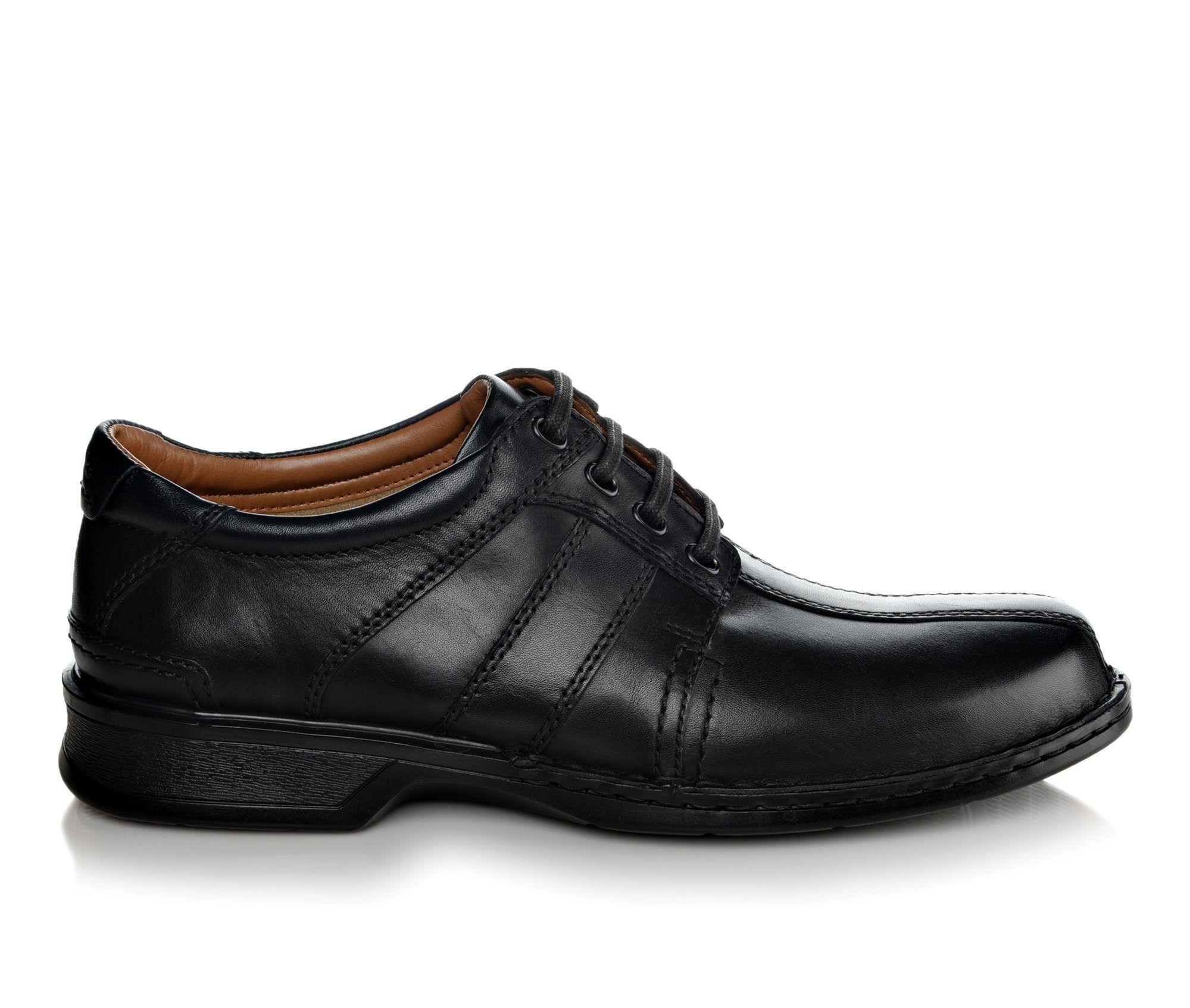 Men's Clarks Touareg Vibe Oxfords Black
