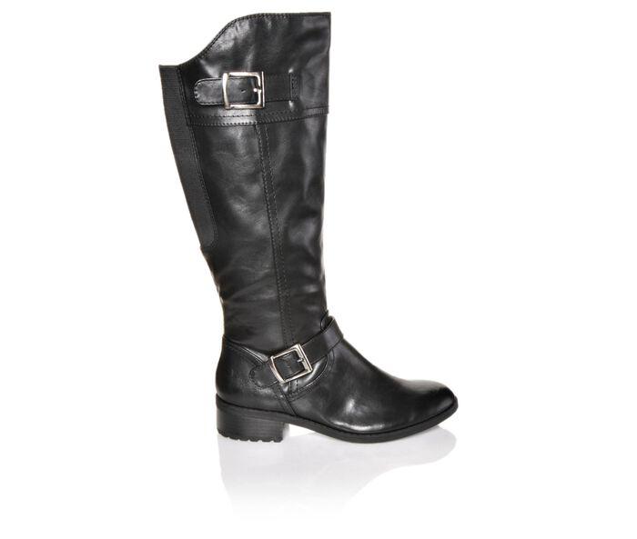 Women's Andrew Geller Ideh Riding Boots