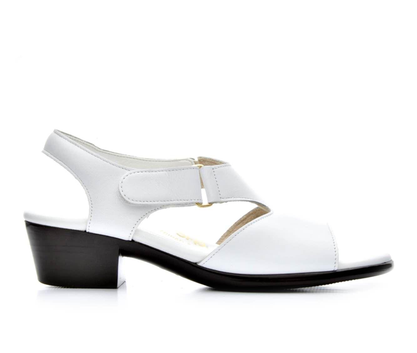 Women's Sas Suntimer Sandals White