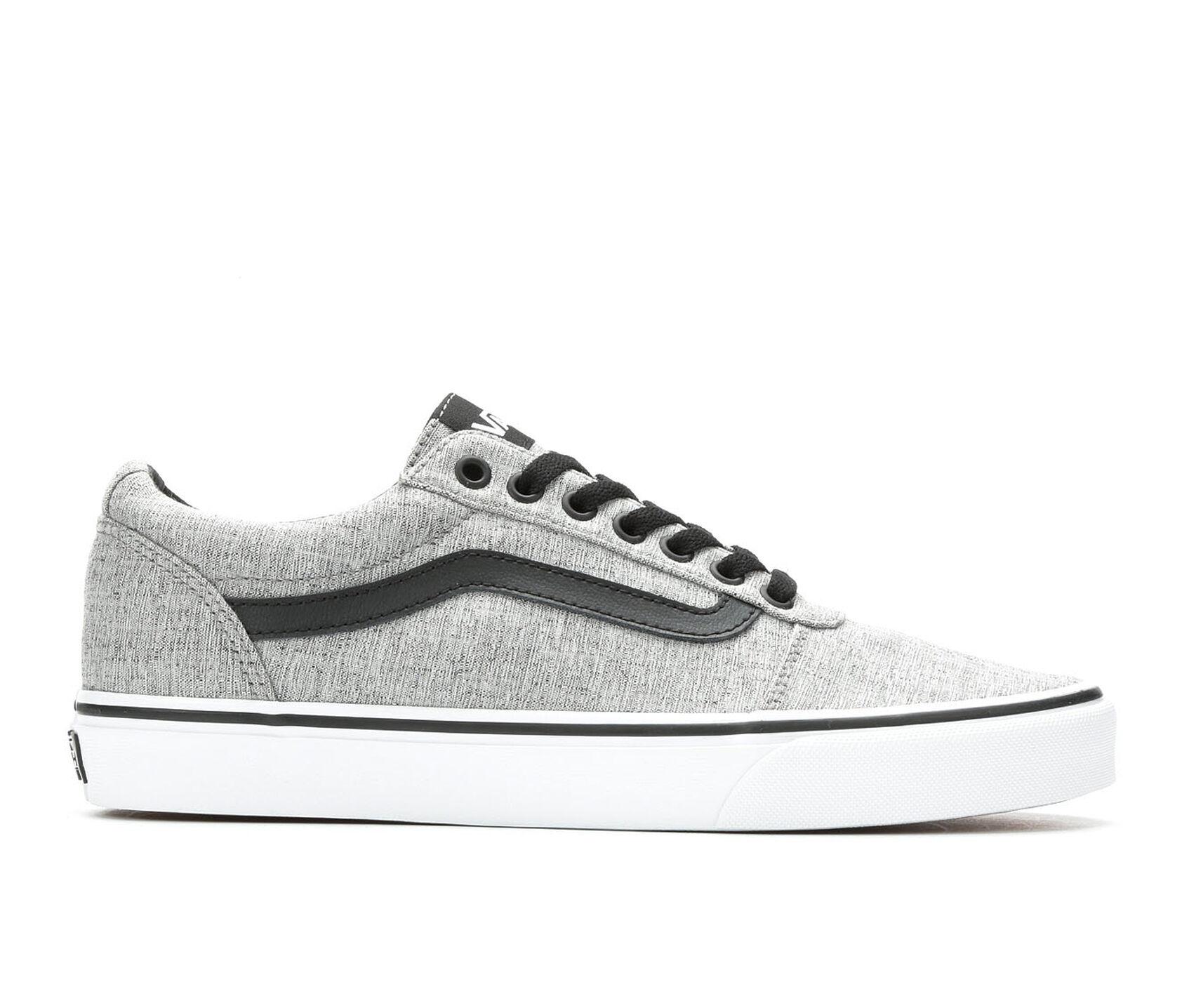 38198862383270 Men s Vans Ward Textile Skate Shoes