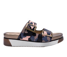 Women's Jane And The Shoe Jessica Flatform Sandals
